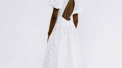 Las fanáticas de los vestidos blancos sucumbirán ante este de Zara ¿por qué?