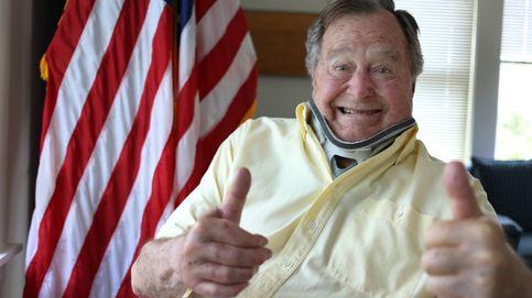 George Bush padre recibe alta tras 16 días ingresado por una neumonía
