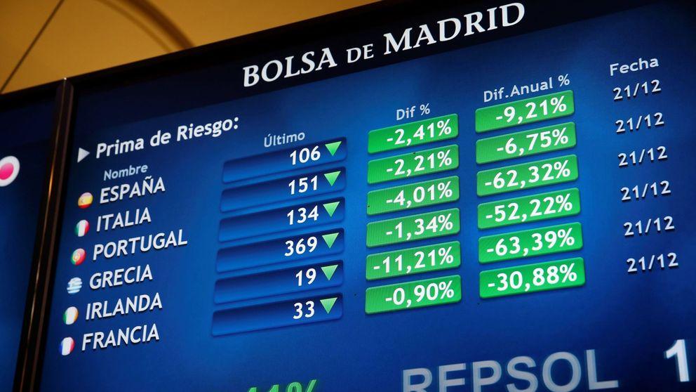 CaixaBank y Sabadell se dejan más de un 3% tras las elecciones de Cataluña