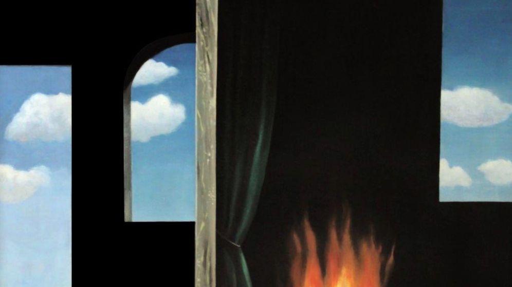 Foto: Un cuadro oculto de Magritte es uno de los grandes atractivos de Brafa 2018. (EFE)