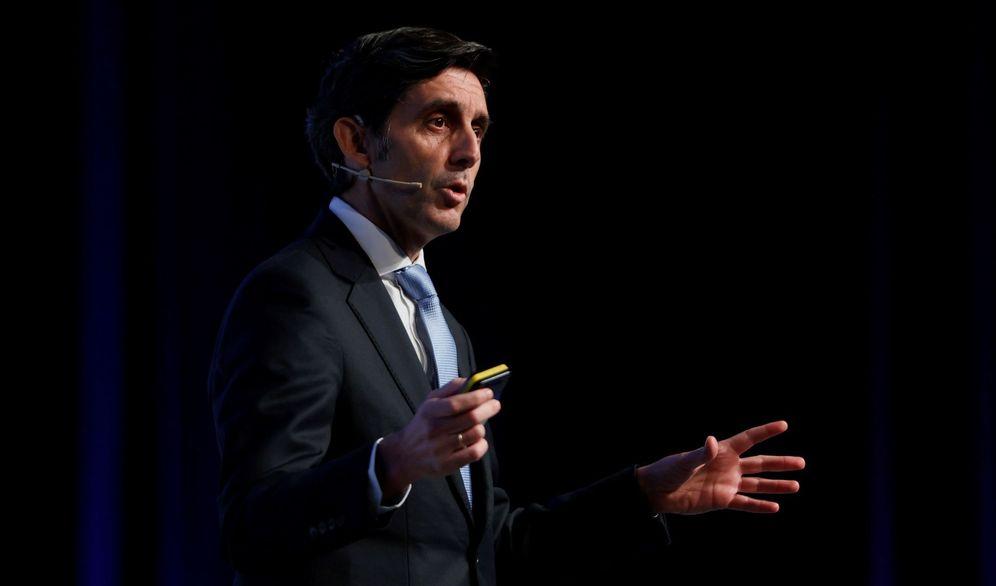Foto: El CEO de Telefónica. (EFE)