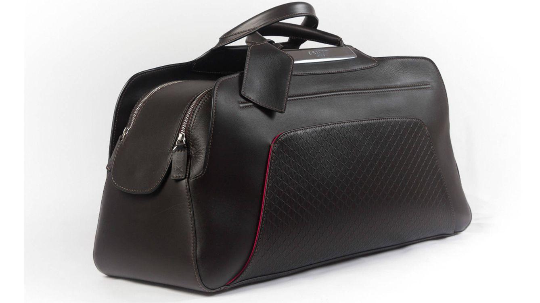 Foto: La bolsa 48 horas de DS Automobiles está realizada artesanalmente en edición limitada a 500 unidades y se puede comprar por encargo.