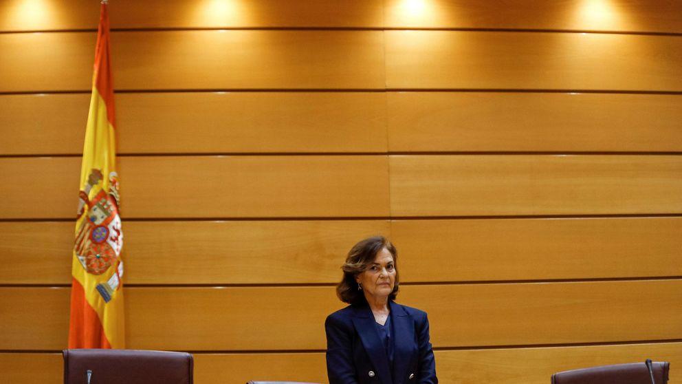 Calvo dice a ERC que el diálogo con Cataluña seguirá tras la desescalada: Ahora no toca