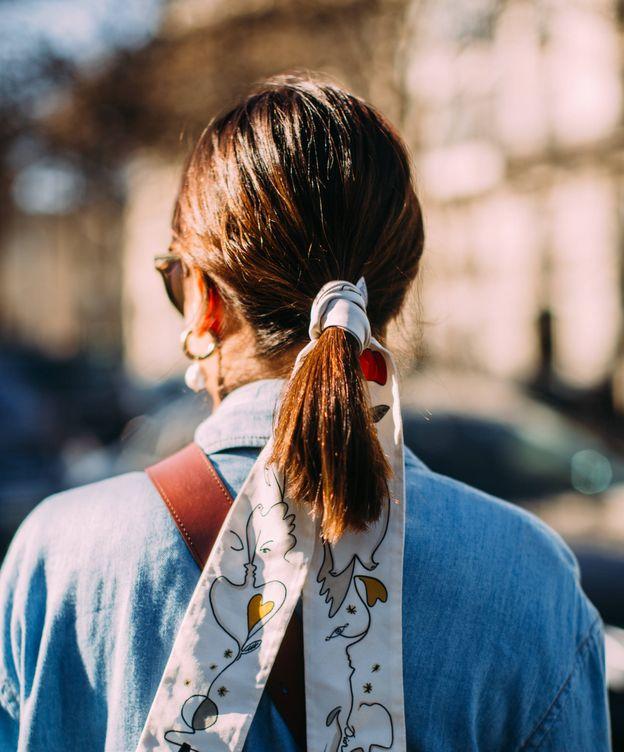 Foto: Peinados tendencia de Instagram (Imaxtree)