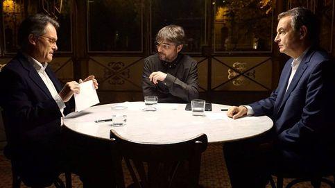El curioso detalle del debate entre Zapatero y Artur Mas que presenta Évole