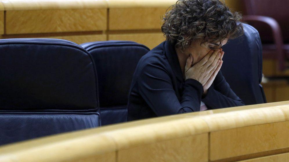 Foto: La ministra de Sanidad, Servicios Sociales e Igualdad, Dolors Montserrat. (EFE)