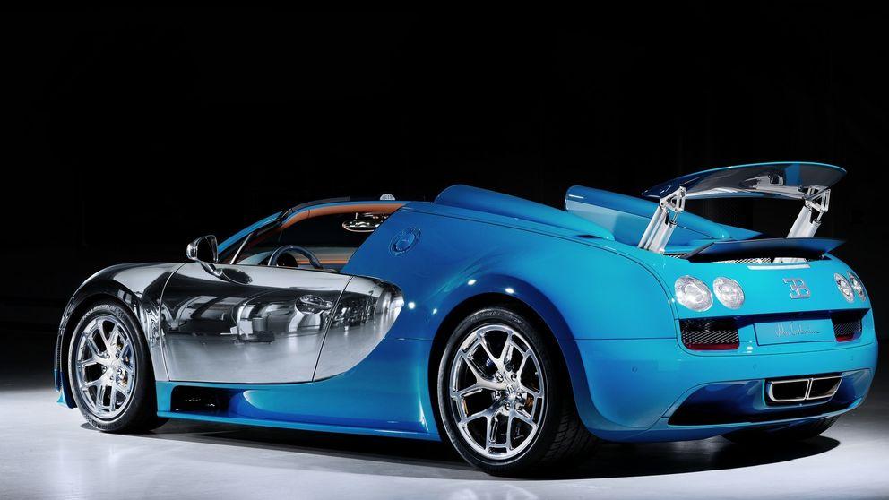 Una nueva leyenda de Bugatti