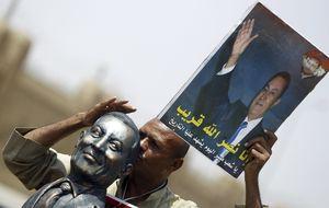 """""""Mubarak for president 2014"""""""