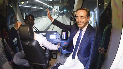 El metro llega a Granada