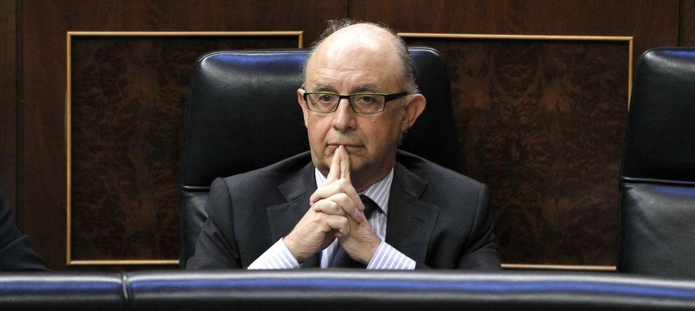 Foto: Montoro, Rosa Díez y Enrique Barón tienen también el fondo de pensión en la sicav