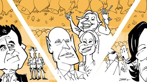 Las bodas de Kiko Matamoros, Jaume Matas y los Botín vistas por Buñuel y Berlanga