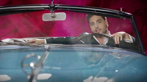 Bustamante protagoniza el videoclip del tema principal de 'Amar es para siempre'