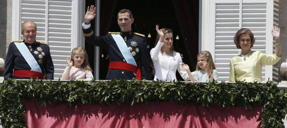 Se acabó la 'barra libre' para la monarquía