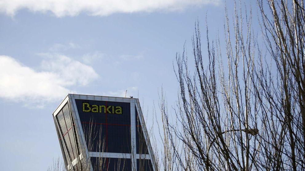 Bankia gana 747 M€, el 83% más, tras el reparto del coste de la OPV