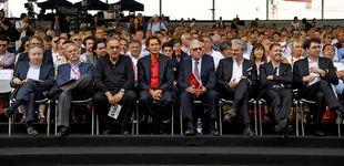 Post de Ferrari y la política de tierra quemada: Marchionne 'se olvida' de Montezemolo