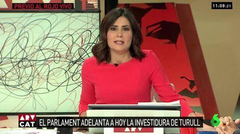 María Llapart, la nueva sustituta de Antonio García Ferreras