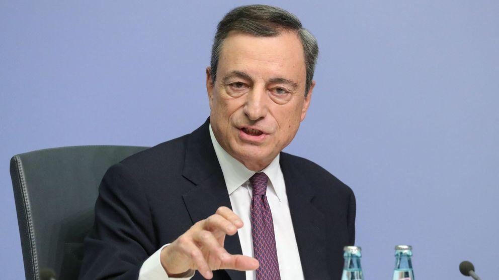 El BCE celebra el repunte del PIB de forma unánime por primera vez en una década