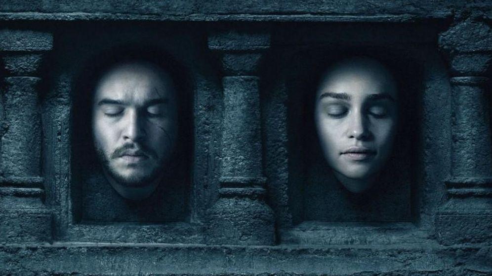 Foto: Detalle del cartel de la sexta temporada de 'Juego de Tronos'.