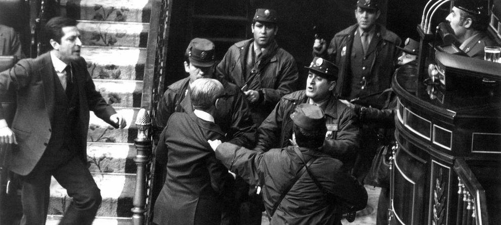 Foto: Golpe de Estado el 23 de febrero de 1981