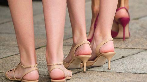 Estos han sido los zapatos favoritos del verano de Letizia, Leonor y la infanta Sofía