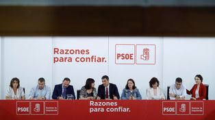 El PSOE y la ocupación del poder