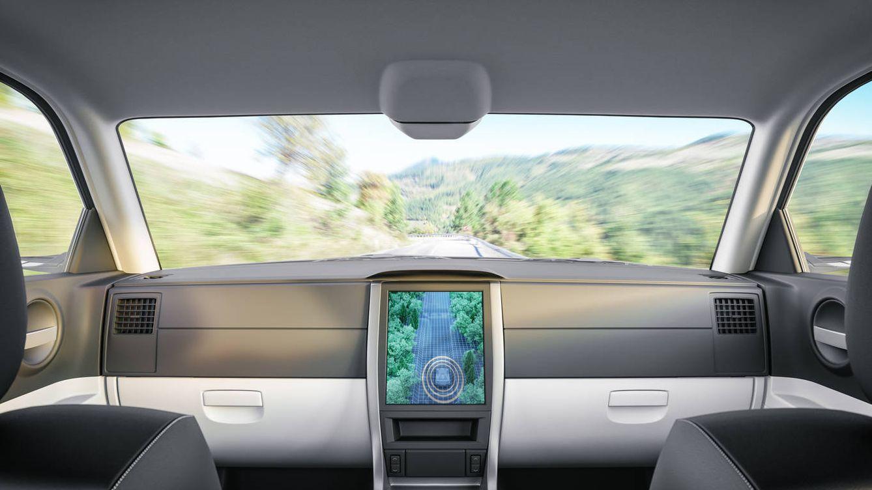 Foto: Un coche inteligente. (iStock)