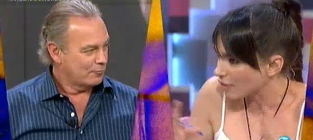 Foto: Bertín Osborne y Beatriz Montañez (Telecinco)