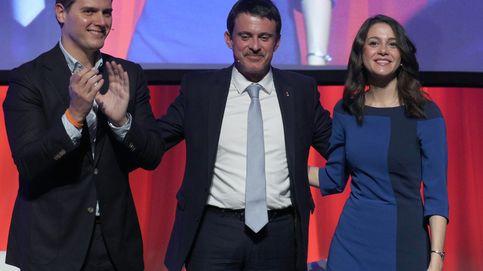 Cs rompe oficialmente con Valls: sus tres concejales tendrán grupo propio