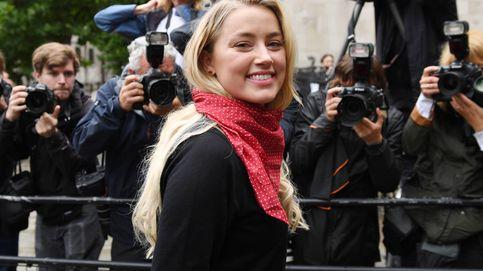 Los lookazos de Amber Heard y su escuadrón para ir a juicio