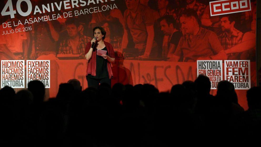 La 'operación ruptura' de Ada Colau: el año que cambió Barcelona
