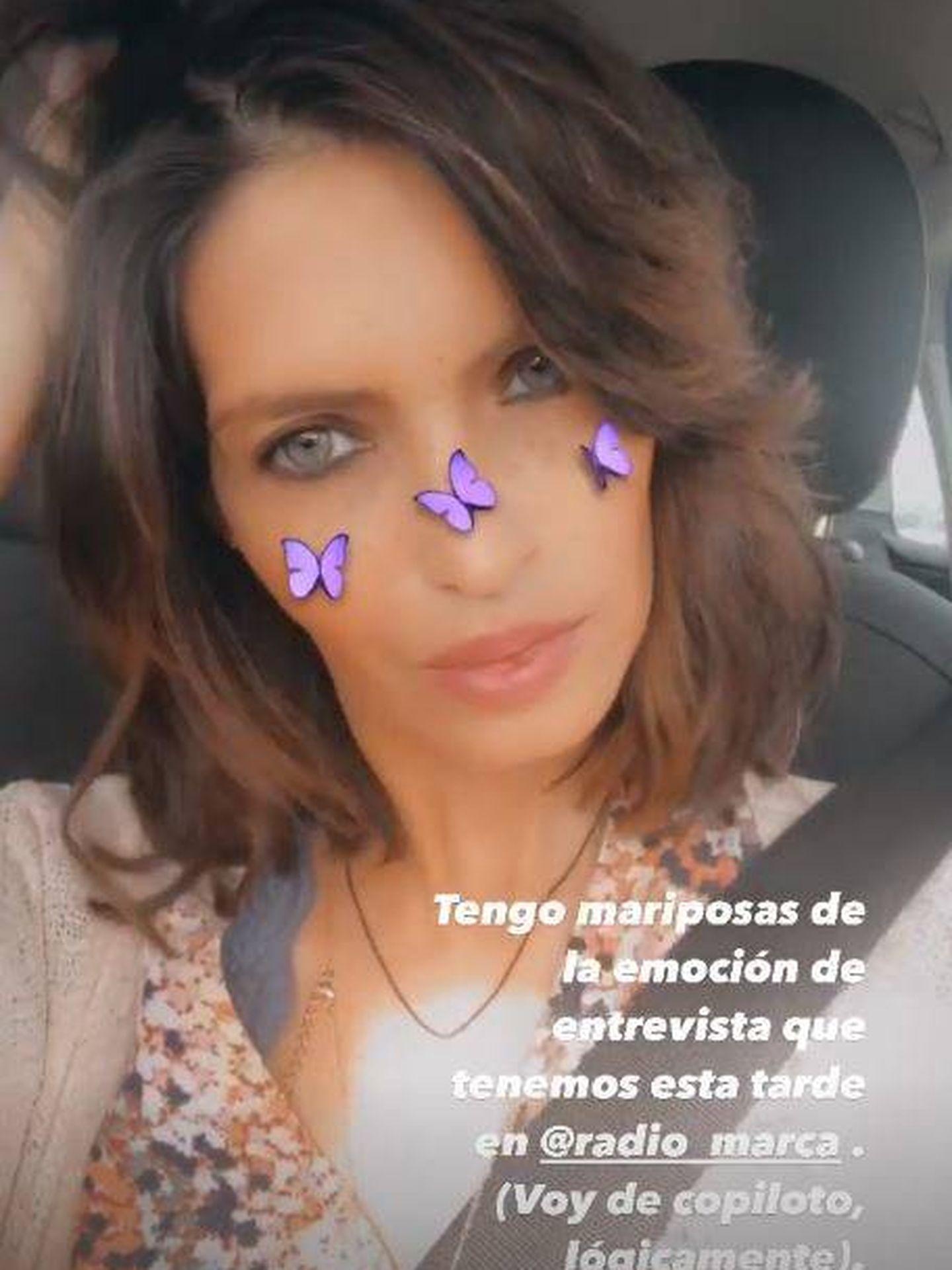 Sara Carbonero vuelve al trabajo. (Redes)