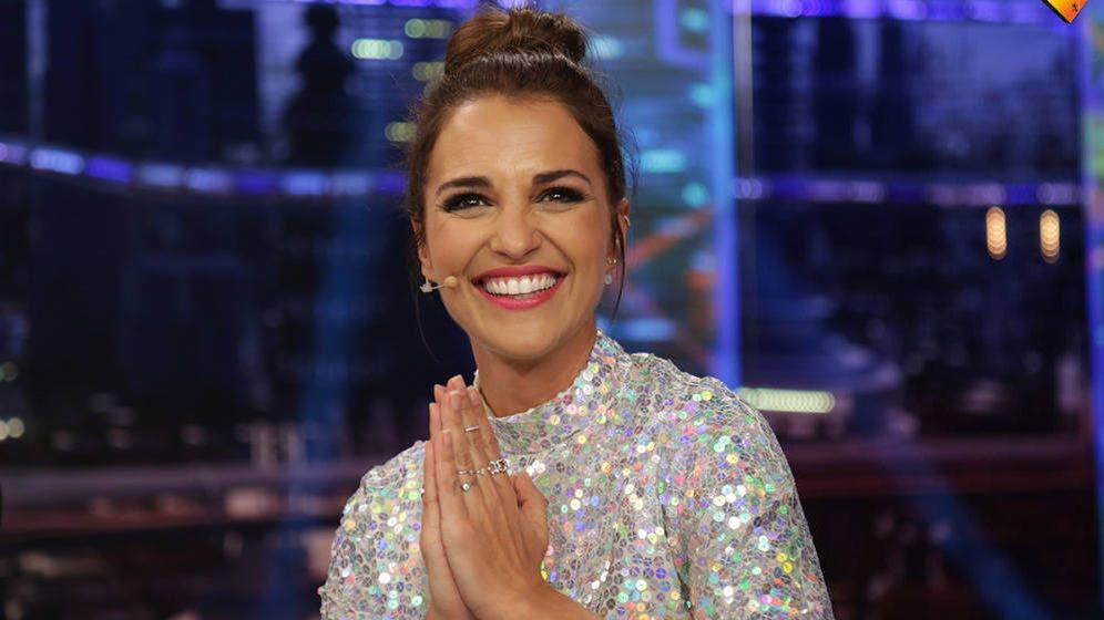 Foto: Paula Echevarría en 'El Hormiguero'. (Antena 3)