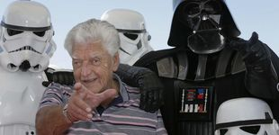 Post de Muere a los 85 años David Prowse, el actor que dio vida a Darth Vader