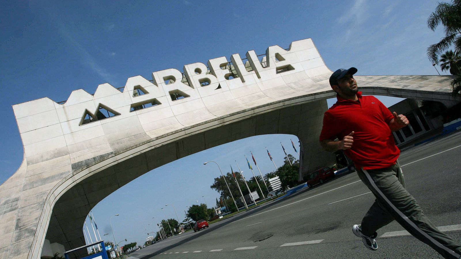 Foto: Entrada a la ciudad de Marbella. (Reuters)