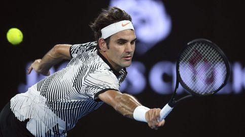 Roger Federer: una leyenda en siete escenas