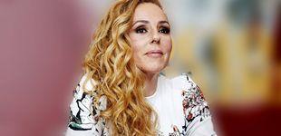 Post de El nuevo problema de Rocío Carrasco y Fidel y el posado familiar de Chábeli Iglesias