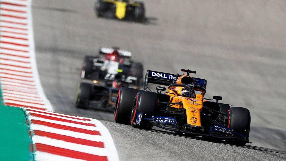 Foto: Carlos Sainz tuvo un duro Gran Premio de Estados Unidos. (Carlos Sainz)