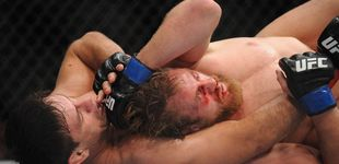 Post de UFC Singapur: el avasallador KO de Demian Maia a Ben Askern en una pelea de opuestos
