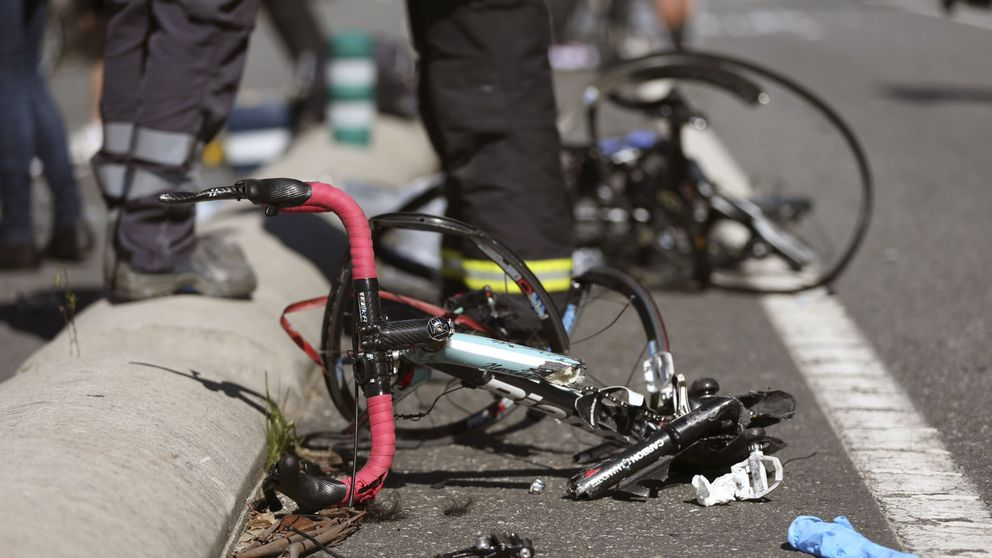 Fallece un ciclista tras ser atropellado por un turismo en Gavà (Barcelona)