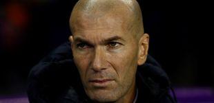 Post de Los 100 'peores' días de Zidane en el Real Madrid para que otros disfruten del liderato