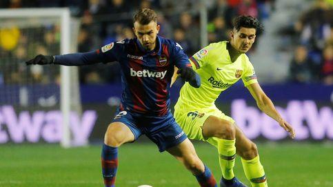 Levante - FC Barcelona en directo: resumen, goles y resultado
