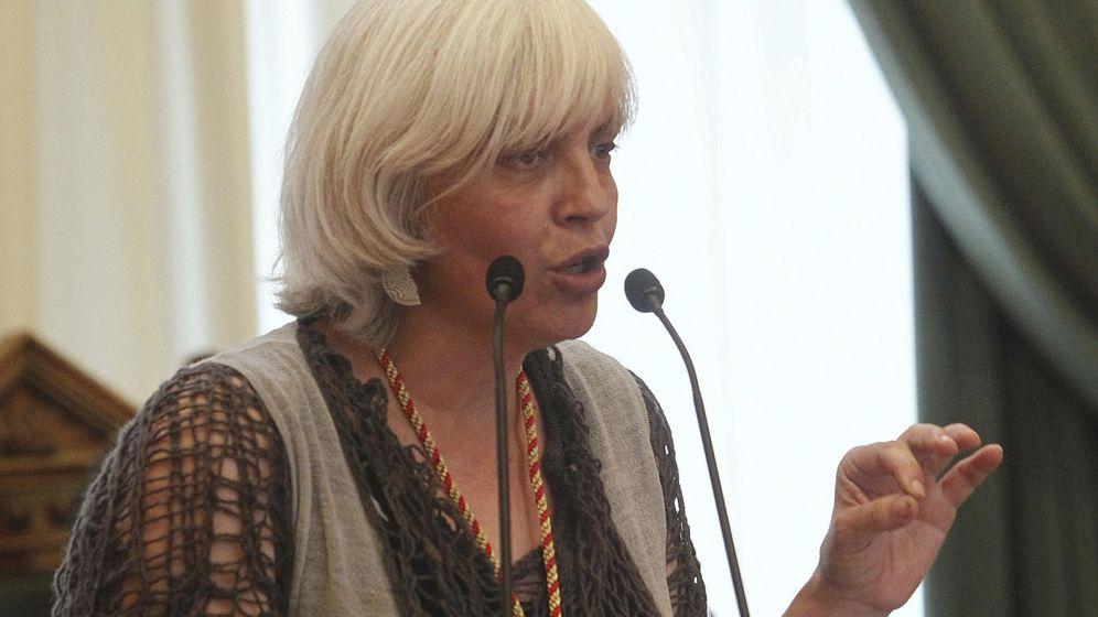 Foto: La alcaldesa de Badalona, Dolors Sabater. (EFE)