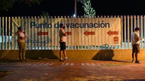Madrid vacunará por la noche en el WiZink y en el Zendal y abre autocita para 38 y 39 años