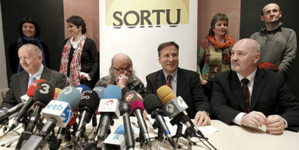 El Tribunal Constitucional admite a trámite el recurso de Sortu