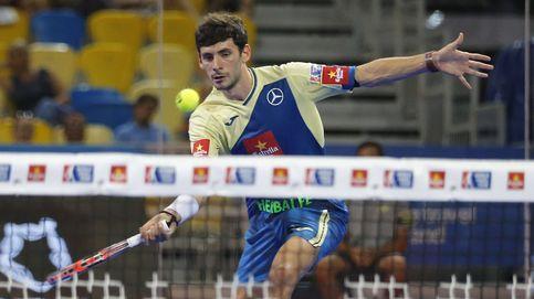 La magia de Franco Stupaczuk para alcanzar la final del Gran Canaria Open