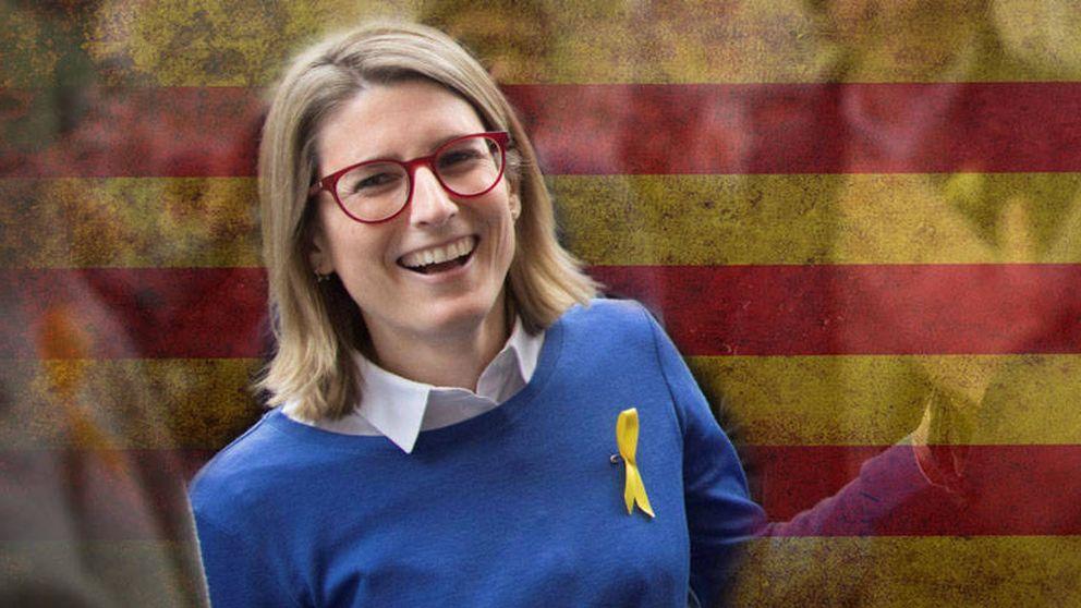 El retrato más personal de Elsa Artadi, la nueva musa independentista