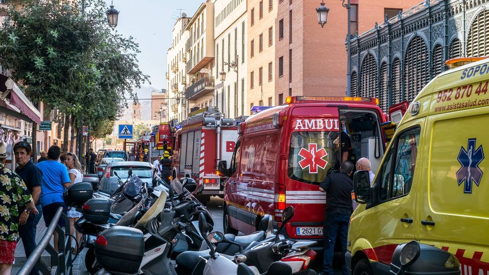 Herido grave un turista tras caer por el segundo piso de un hotel en El Arenal