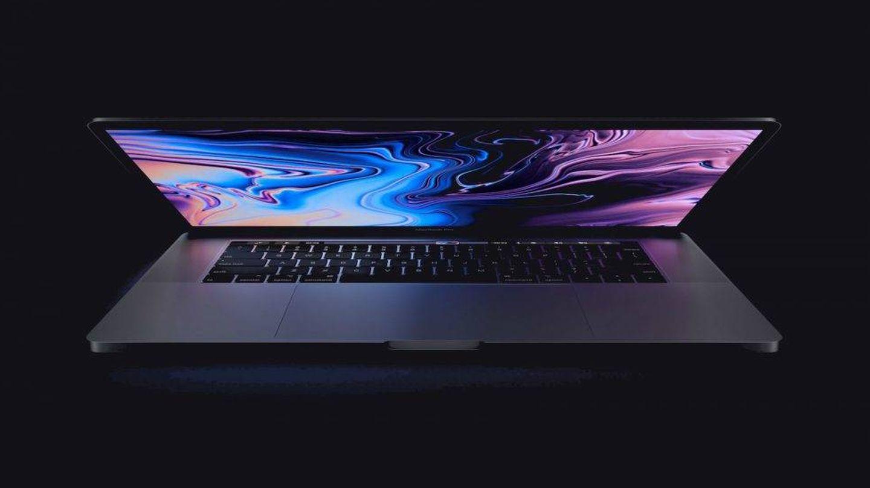 MacBook Pro de 2018. (Apple)