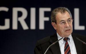 El beneficio neto de Grifols subió un 26,9%, hasta 339 millones