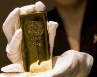 Foto: ¿Dónde se esconde ahora el dinero? El oro se desploma 300 dólares en un mes